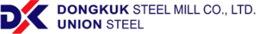 Dongkuk Steel Mill Co. logo
